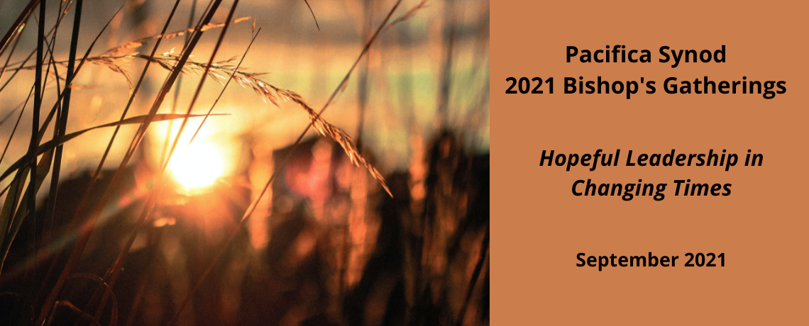 Register Now for Fall 2021 Bishop's Gatherings